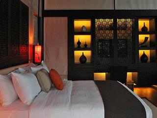 BUTIQUE HOTEL BAYA Kamar Tidur Tropis