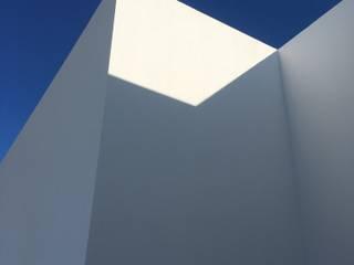 Lote 83 - Ponte de Sor Casas minimalistas por DANIEL FREIRE LUÍS, Arquitetos Minimalista