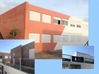 Réalisation d'une école à Marseille Ecoles classiques par ESPACES PROVENCE Classique