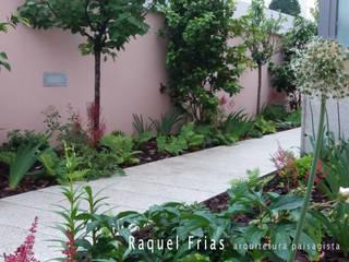Jardim EJL Jardins minimalistas por RAQUEL FRIAS - ARQUITECTURA PAISAGISTA Minimalista