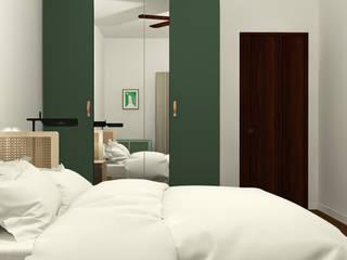 PZ House por Damn Design Atelier Minimalista