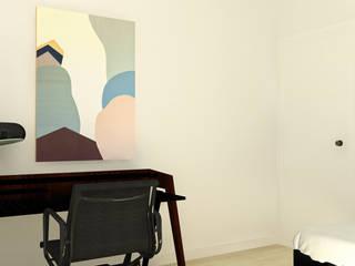 DZ House por Damn Design Atelier Moderno