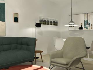 DZ House Salas de jantar modernas por Damn Design Atelier Moderno
