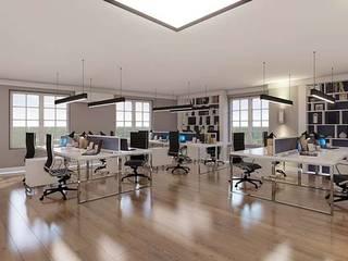 Letsup Ofis Tasarımları VR Tur Letsup Teknoloji Ofis Alanları & Mağazalar