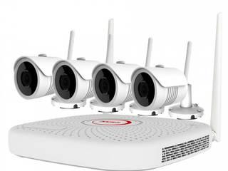 Alarmes e Soluções de Video Vigilância Wifi sem Fios e Mensalidades por Global 7 Moderno