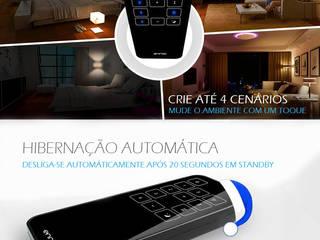 Interruptores de Luz Inteligentes Wifi por Global 7 Moderno