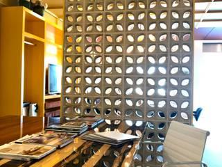 Showroom de Arquitetura Lojas e Espaços comerciais modernos por TC elements® Moderno