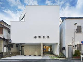 Casas de estilo moderno de 向山建築設計事務所 Moderno