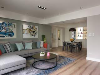 生活藝術走廊 根據 陶璽空間設計