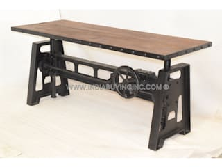 Industrial vintage furniture from India Buying Inc. We are manufacturing very wide range of industrial furniture products to care the needs of local as well as global market.: industrial  by India Buying Inc ,Industrial
