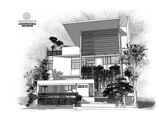 AWHouse Oleh Mandalananta Studio