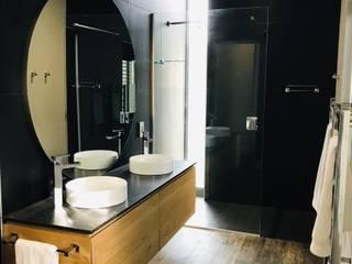 Modern Bathroom by Blackearth Interiors cc Modern