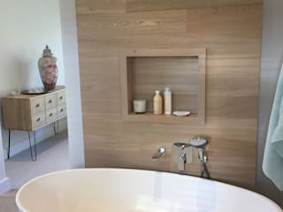 Residential Project Classic style bathroom by Blackearth Interiors cc Classic