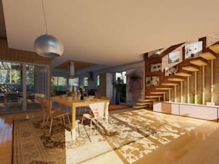 George Housing Development: eclectic  by Starfield Architects, Eclectic