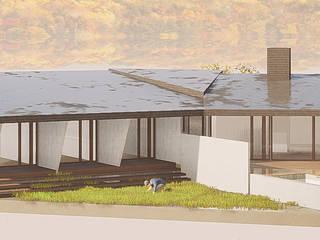 Casa Castillo - Curacavi de LiberonArquitectura Minimalista