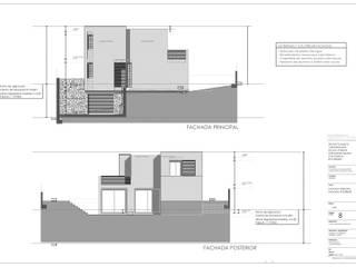Casa Terra Brava, Tordera-España de MONAGHAN DESIGN SAS Moderno