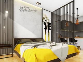 Apartemen Oleh Nyiku Interior
