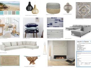raum in form - Innenarchitektur & Architektur Salon moderne