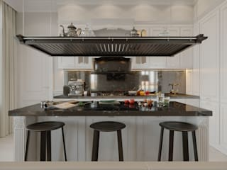 Eclectic style kitchen by Design Studio Details Eclectic