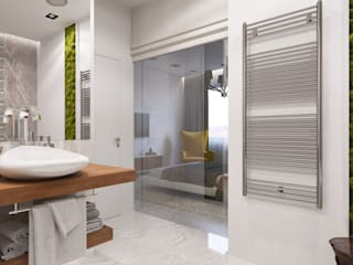 Eclectic style bathroom by Design Studio Details Eclectic