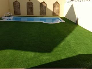 REFORMA EXTERIOR EN LA PUEBLA DE ALFINDEN Jardines de estilo clásico de Jardín con Clase Clásico