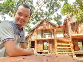 Thiết kế Farmstay Hana Land bởi Phạm Thanh Tùng - Tùng Kiến Trúc Mộc mạc