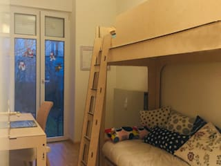 Studio di Architettura, Interni e Design Feng Shui Nursery/kid's room
