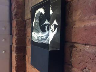 """Декоративный светильник """"Большая волна в Канагаве"""" от ООО 'Кристалл Арте' Эклектичный"""