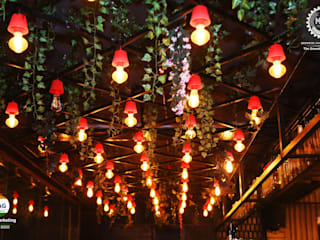 MINISTRY OF BEER PATIALA Colonial style bars & clubs by Studio Interiors Infra Height Pvt Ltd Colonial