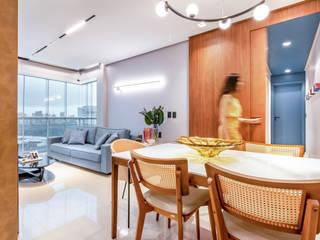 Ap DA Brisas '2019 por Manuela Castro Arquitetura Moderno