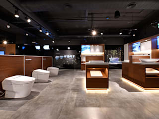 Remodeling of 8000 SQFT sanitary wear showroom : classic  by Dynamic Engineering and Construction,Classic