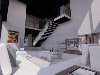 Modern Konut Tasarımı Çizgi Mimarlık & Dekorasyon San. ve Tic. Ltd. Şti. Modern