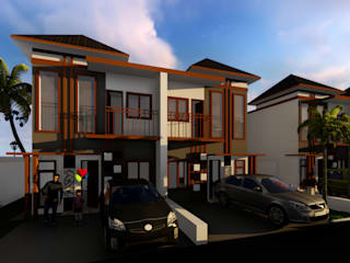 Green Ubud Fastetika Architecture Rumah tinggal