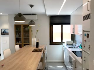 VIVIENDA JA. Albacete. de studioLARQ - Luis Portero, arquitecto - ARQUITECTURA | INTERIORISMO Moderno