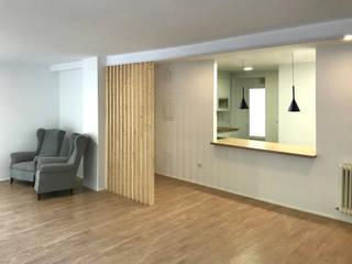 VIVIENDA FERIA. Albacete. Casas de estilo moderno de studioLARQ - Luis Portero, arquitecto - ARQUITECTURA | INTERIORISMO Moderno