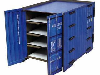 Container Products Industriale Arbeitszimmer von Werkhaus Design + Produktion GmbH Industrial