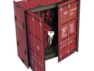 Container Products: industriell  von Werkhaus Design + Produktion GmbH,Industrial