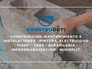 Servicios Construorti de CONSTRUORTI