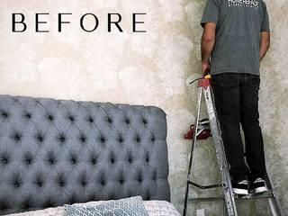 Balance y forma en una habitación Dormitorios clásicos de Home Reface ® By Natalia Jiménez Clásico