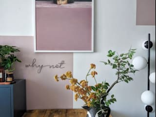 How To Style Your Home With Art And Colour - Mineheart Speaks With Agi Dmochowska To Find Out! van Mineheart Eclectisch