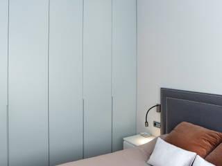 Reforma en Eixample Dormitorios de estilo minimalista de Innovo Minimalista