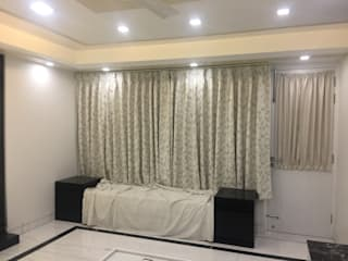 Modern style bedroom by Kathkarma Interior Designers & Space planners Modern