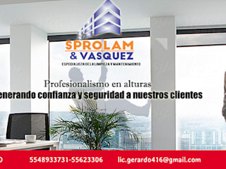 SPROLAM¬VASQUEZ Industrial style office buildings
