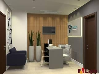 LAM Arquitetura | Interiores คลินิก