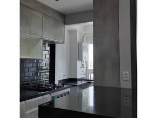 O SOS DA MULHER Dapur Modern