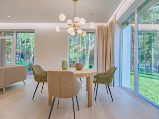 Modern dining room by MUDE Home & Lifestyle Modern