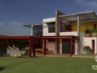 CASA YASHIR de Icónica Arquitectos Moderno