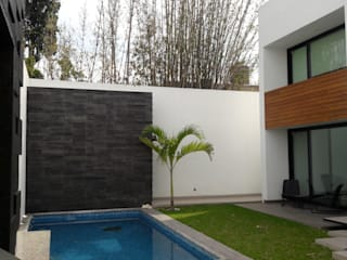 by OA arquitectura Minimalist