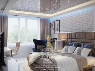 Dormitorios infantiles clásicos de Дизайн-студия элитных интерьеров Анжелики Прудниковой Clásico