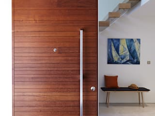 Contemporary Pivot Doors by Urban Front Modern